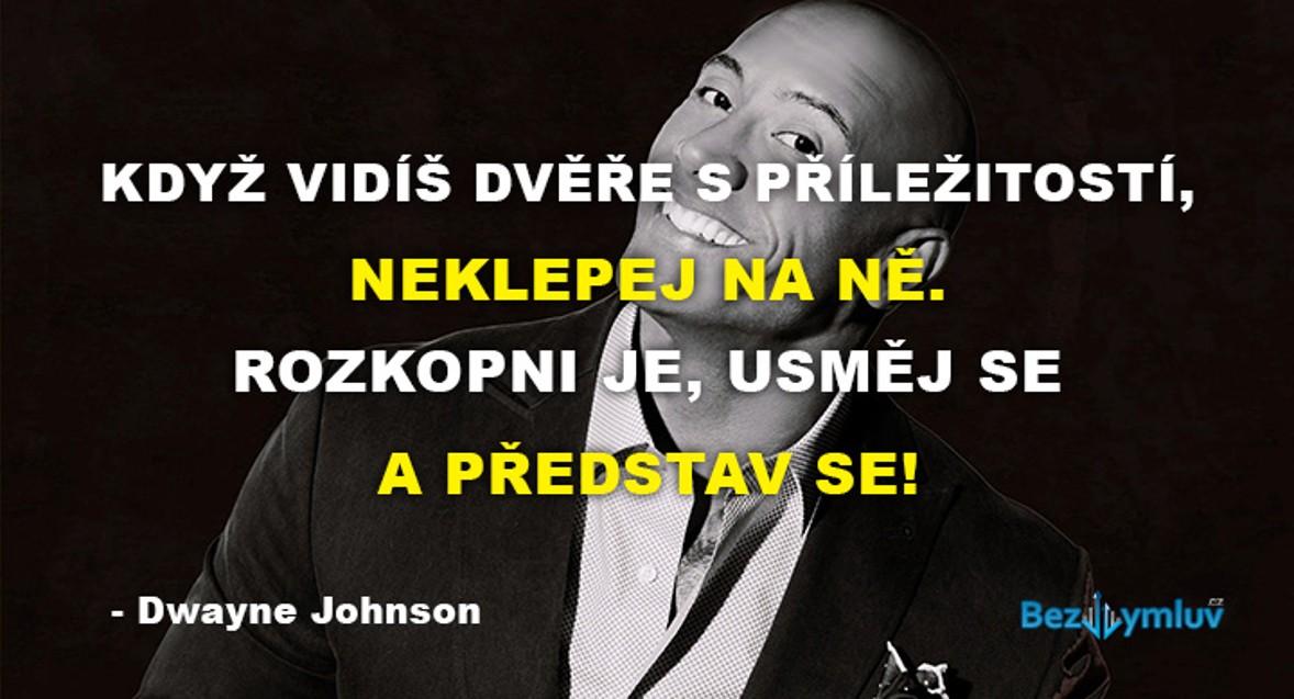 Motivační citáty - Dwayne Johnson