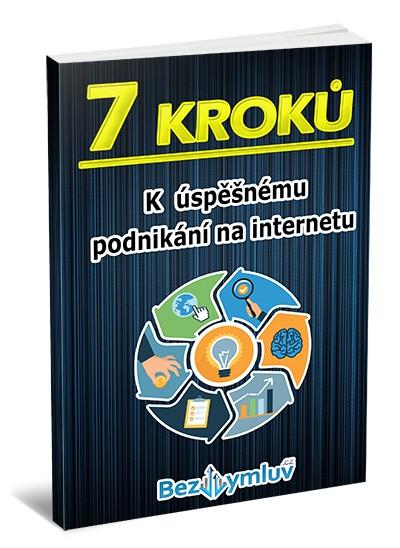 E-book Zdarma - 7 Kroků k úspěšnému podnikání na internetu