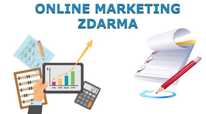 Online Marketing zdarma - Jak tvořit textový obsah