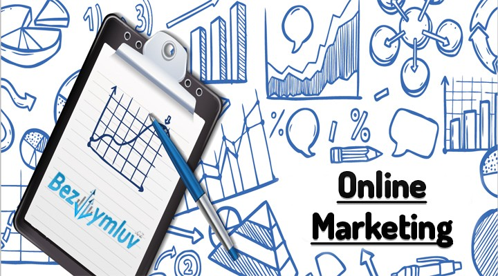 Co je online marketing a co do něho spadá