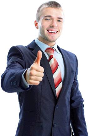 Úspěšný podnikatel