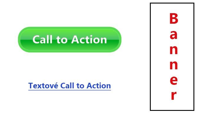 Ukázka Call to Action