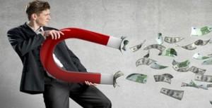 Jak si přitáhnout peníze